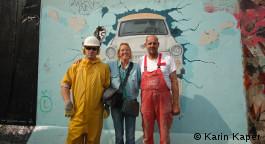 East Side Gallery - Die Power-Mauer - Dokumentarfilm