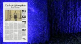 Michael Angele: Der letzte Zeitungsleser