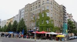 Kultureller Kipp-Punkt am Senefelder Platz