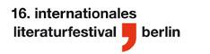 16. internationales literaturfestival berlin