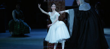 Coppelia - Nina Kaptsova as Swanilda - Foto: © Damir Yusupov