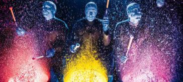 Blue Man Group: Paint Drum