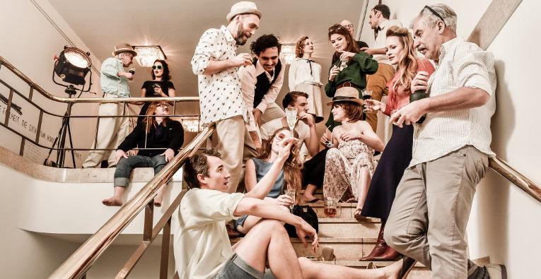 Sommergäste im Deutschen Theater