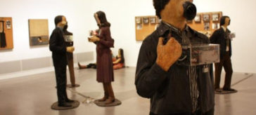Edward and Nancy Reddin Kienholz: The Art Show