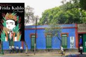"Geburtshaus von Frida Kahlo: ""Casa Azul"" in Coyoacán, seit 1958 das Museo Frida Kahlo"