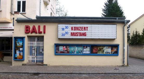 Bali Kino in Zehlendorf