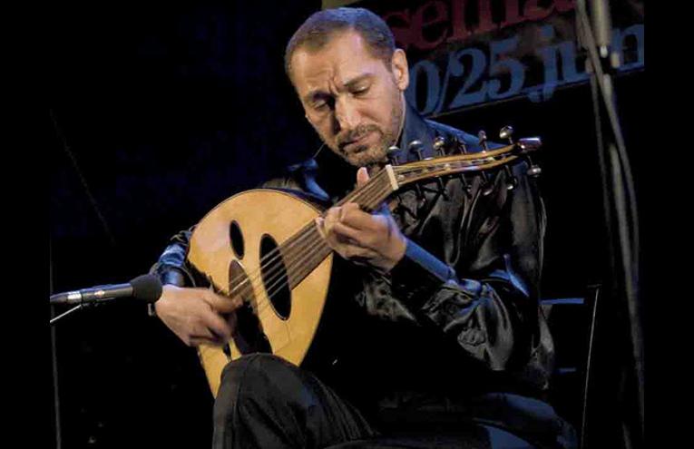 Naseer Shamma in Córdoba 2016