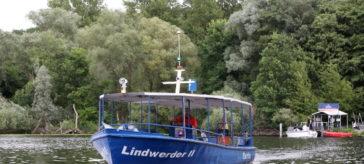 Fähre nach Lindwerder